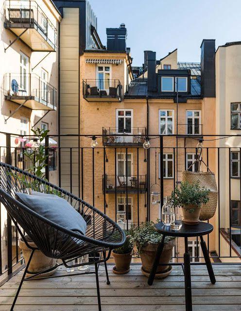 Decora tu balcón