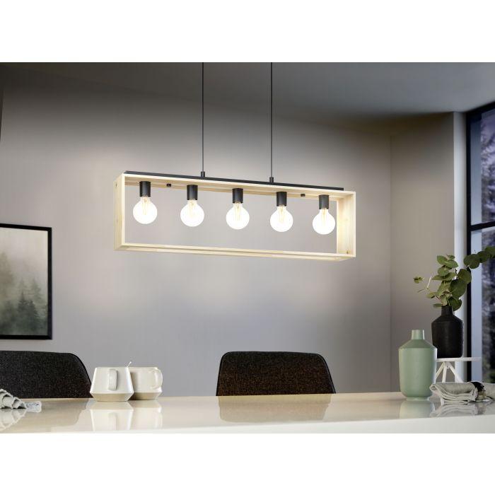 lámparas de estilo nórdico
